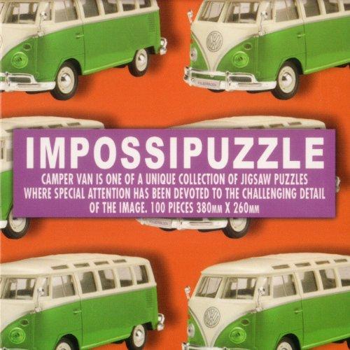 Camper Van Impossible Cube Puzzle - 1
