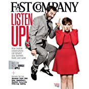 Audible Fast Company, February 2013 | [Fast Company]