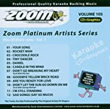 Zoom Karaoke CD+G - Platinum Artists 105: Elton John 1 Â Zoom Karaoke