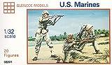 GM2201 1/32 WW.II アメリカ海兵隊 フィギュアセット