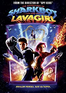 The Adventures of Sharkboy and Lavagirl by Mad Phat Enterprises