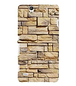 EPICCASE Cool wall Mobile Back Case Cover For Sony Xperia C4 (Designer Case)