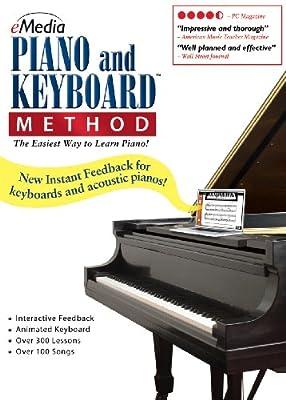 eMedia Piano & Keyboard Method