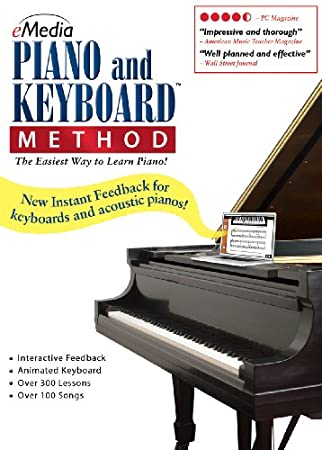 eMedia Piano & Keyboard Method v3 for MAC [Download]