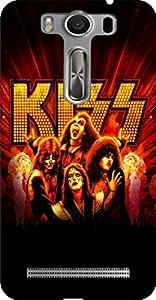 Incarnation Kiss Girls Uv Printed Asus Zenfone 2 Back Cover & Cases
