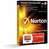 Norton internet security 2012 (3 postes, 1 an)