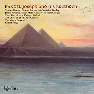 Handel: Joseph and his Brethren / Robert King