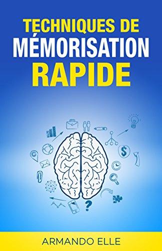 Couverture du livre Techniques de Mémorisation Rapide
