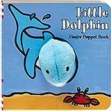 Little Dolphin: Finger Puppet Book