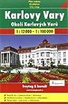 Karlovy Vary  1 : 12 000 / Okoli Karl...