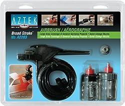 Aztek A220 Broad Stroke Airbrush Set