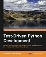 Test- Driven Python Development Front Cover