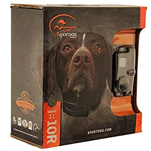 Sport DOG No Bark Collar 10R Bark Control SBC-10R