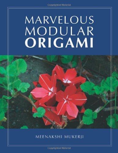 Meenakshi Mukerji - Marvelous Modular Origami