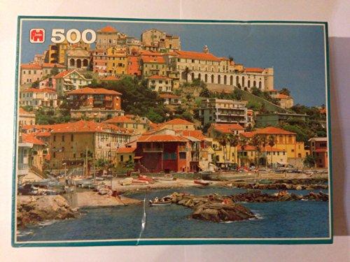Imperia Italy 500 Piece Puzzle