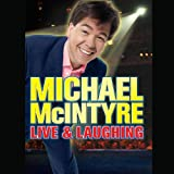 img - for Michael McIntyre: Live & Laughing book / textbook / text book