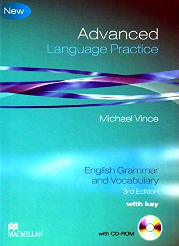 ADVANCED LANG. PRACTICE Pack +Key N/E: Student Book Pack with Key (Language Practice)