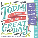 Today is Going To Be A Great Day! 2014 Page-A-Day Calendar