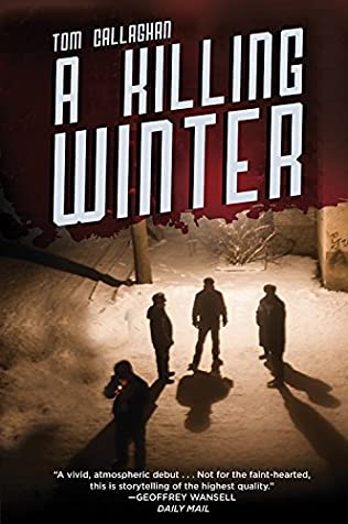 book cover of   A Killing Winter