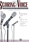 img - for Scoring for Voice: Book & CD book / textbook / text book