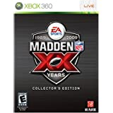 Madden NFL 09 20th Anniversary Collectors Edition -Xbox 360