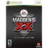 Madden NFL 09 20th Anniversary Collectors Edition -Xbox 360