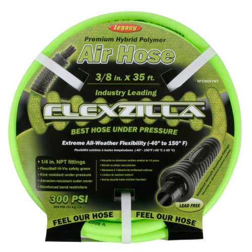 Gear pullers fastenal : Legacy hfz yw zilla green air hose with
