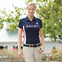 Ariat Women's Team Logo Polo from Ariat ...
