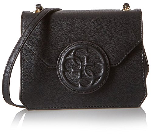 Guess Amy Crossbody Flap Borse a Tracolla, BLA