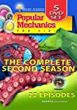 Popular Mechanics For Kids - The Complete Second Season - 5 DVD Set (Amazon.com Exclusive)