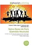 echange, troc  - Notre-Dame de Paris (Comedie Musicale)