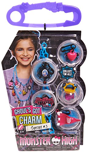 Monster High Ghoul's Got Charm Series #3, Style #2