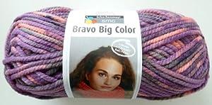 Bravo Big Color - 00080 amethyst, ca. 120m, 200g