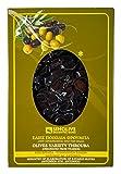 Simolive Greek Throuba Olives from Thassos 500 gr Vacuum-sealed