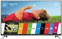LG Electronics 50LB6300 50-Inch 1080p 120Hz Smart LED TV from LG