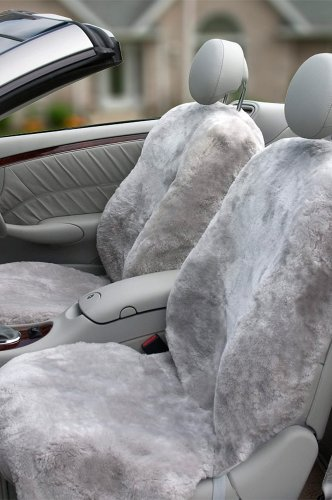 Sheepskin Carseat Covers front-883690