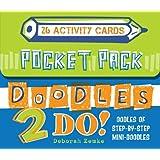 Pocket Pack Doodles 2 Do (Pocket Packs)