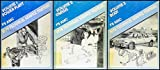 1978 AMC Repair Shop Manual Original 3 Vol. Set Pacer/Gremlin/AMX/Matador