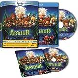 Arthur and the Revenge of Maltazard (2009) ( Arthur et la vengeance de Maltazard ) ( Arthur and the Great Adventure (Arthur 2) ) (Blu-Ray)by Mia Farrow