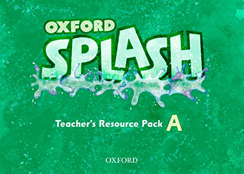 Splash A: Teacher's Resource Pack