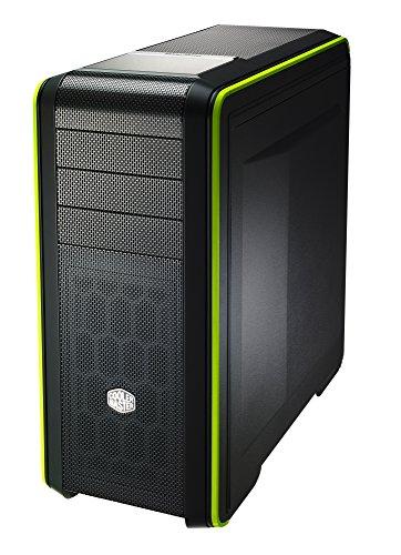 Cooler Master CM 690III Green ミドルタワーATXケース  CS5268 CMS-693-GWN1-JP