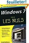 Windows 7, 3e Poche Pour les Nuls