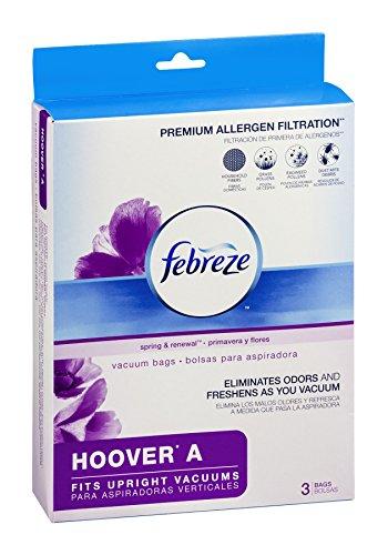 Febreze Vacuum Bags Hoover A front-291660