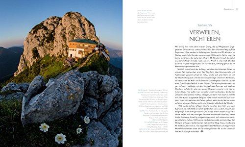 Hütten: Sehnsuchtsorte in den Alpen