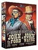 John Ford + John Wayne 3 BDs (Centauros del Desierto + La Diligencia + Fort Apache) [Blu-ray]