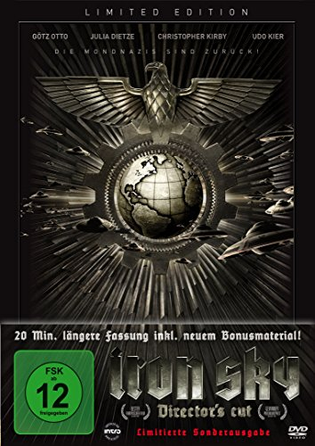 Iron Sky - Wir kommen in Frieden! (Limited Edition, Director's Cut, Steelbook)