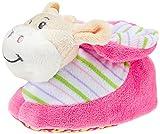 Mee Mee Unisex Pink Cotton Booties - 6-9 Months