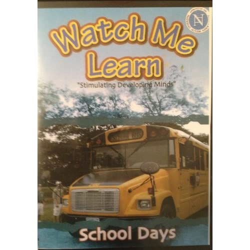Amazon.com: Watch Me Learn: School Days: Mary Beth Palo