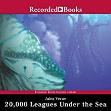 20,000 Leagues Under the Sea Audiobook by Jules Verne Narrated by Norman Dietz