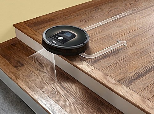 iRobot Roomba 980 Robotic Vacuum Cleaner